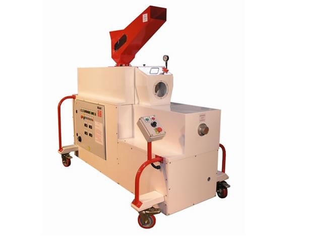 油泥回收機 clay recycle machine KC-8HS001