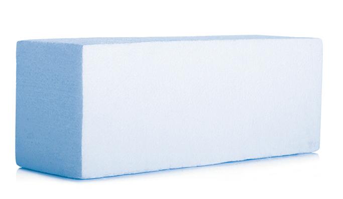 藍色泡沫芯料/ Styrofoam