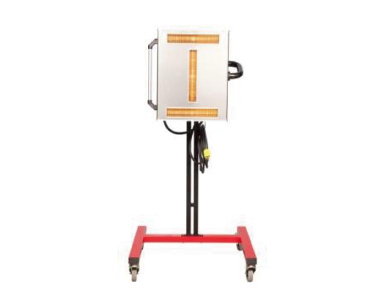 便携式油泥加热器 IRT3PrepCure/ Clay Heater