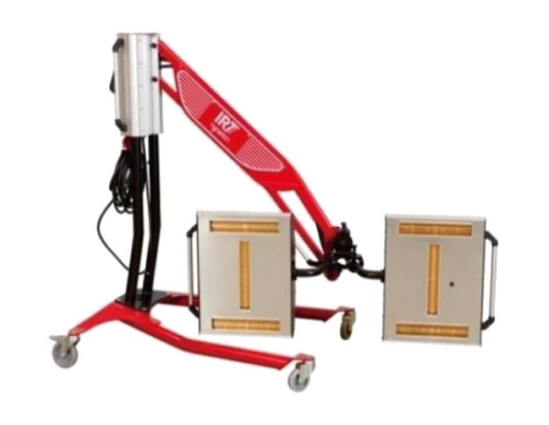 便携式油泥加热器 IRT3-2PcD/ Clay Heater