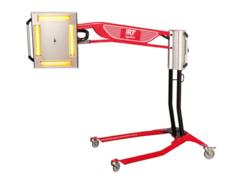 便携式油泥加热器 IRT4-1PcAuto/ Clay Heater